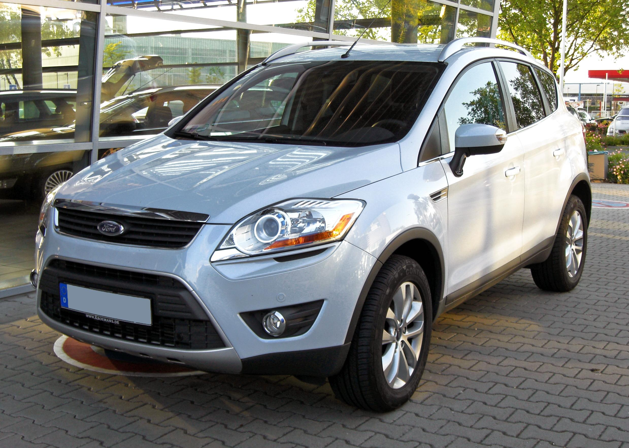 2009 ford kuga photos informations articles. Black Bedroom Furniture Sets. Home Design Ideas