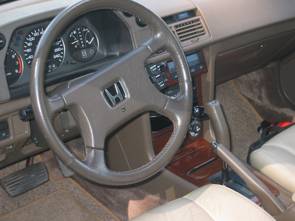 1988 Honda Legend #11