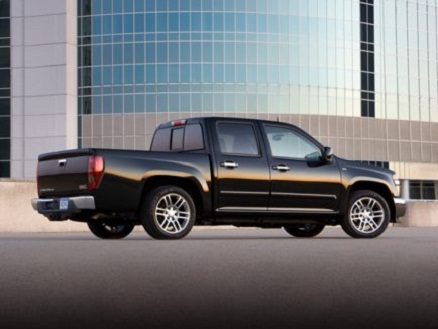 2012 GMC Canyon #8