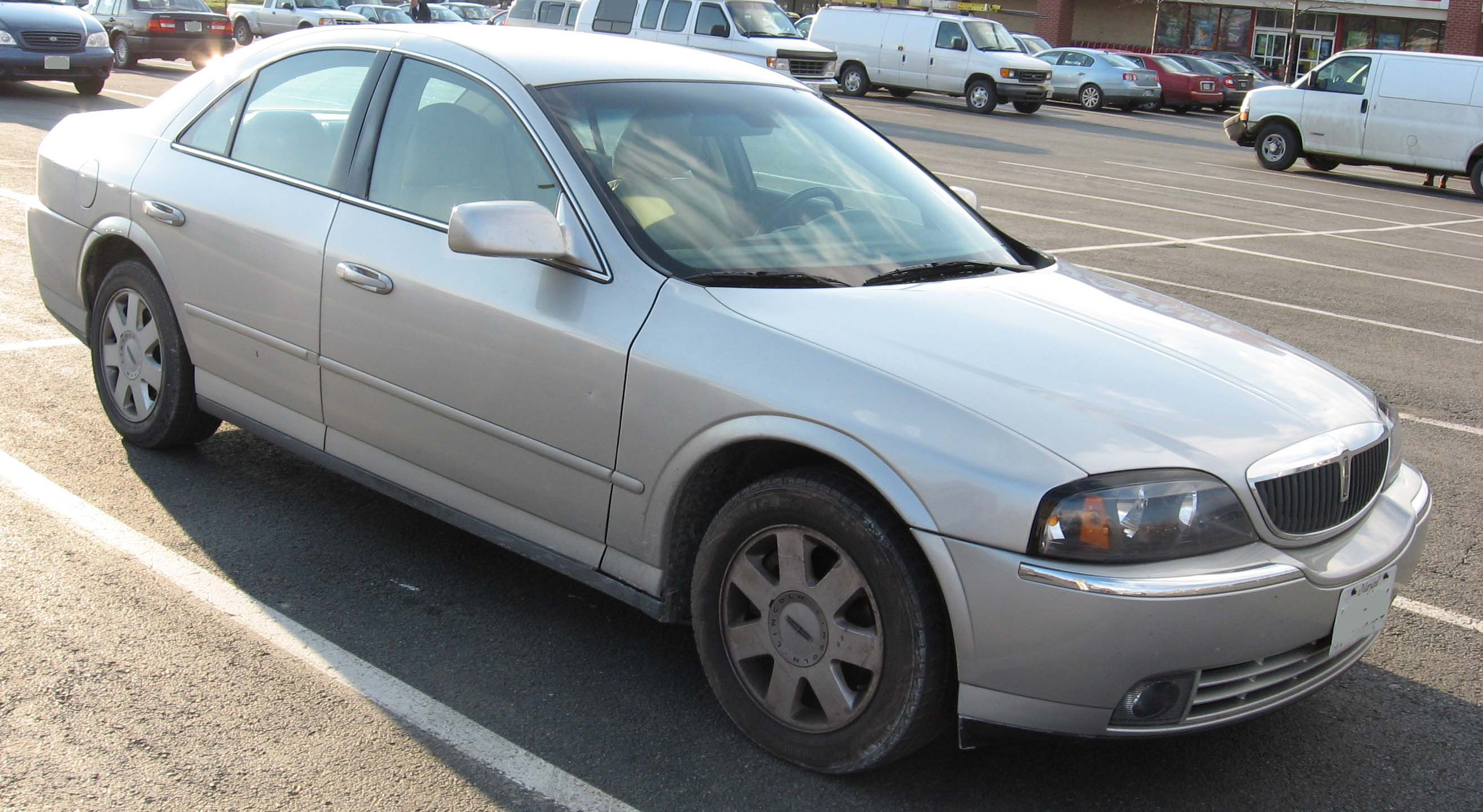 2003 Lincoln Ls #4