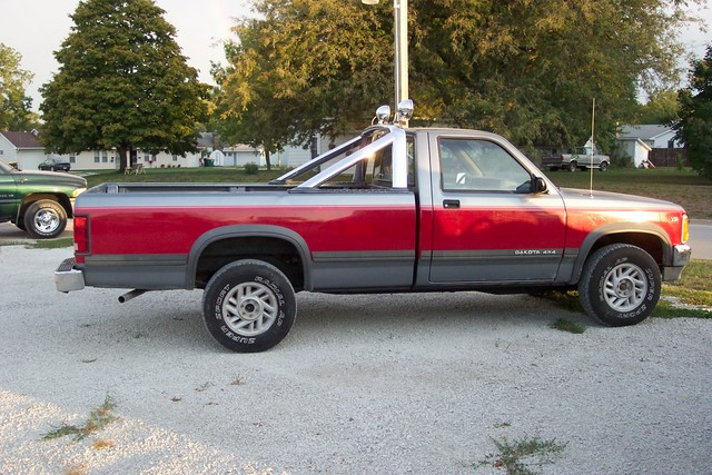 1991 Dodge Dakota #13