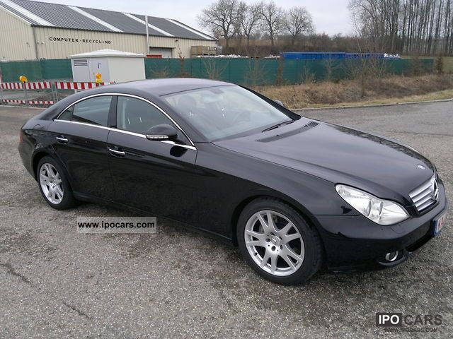 2004 Mercedes-Benz CL #3