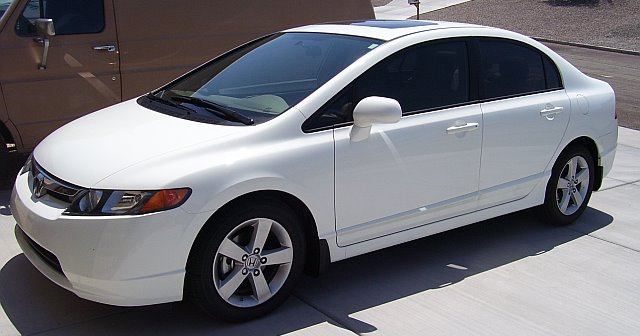 2008 Honda Civic #12