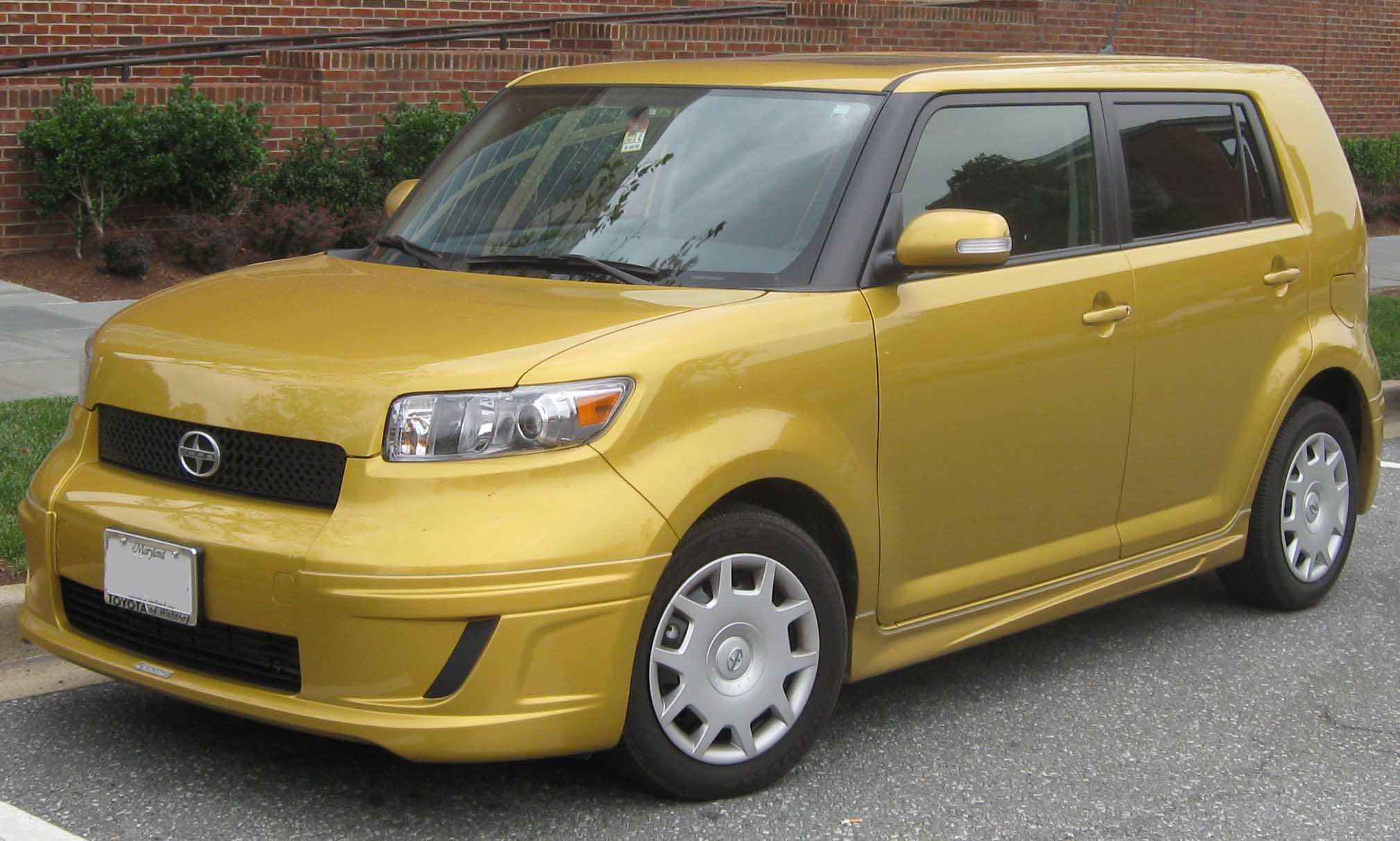 Scion Xb #2