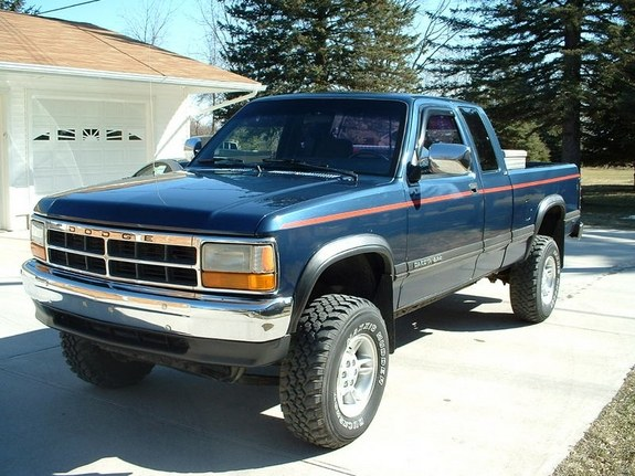 1992 Dodge Dakota #6
