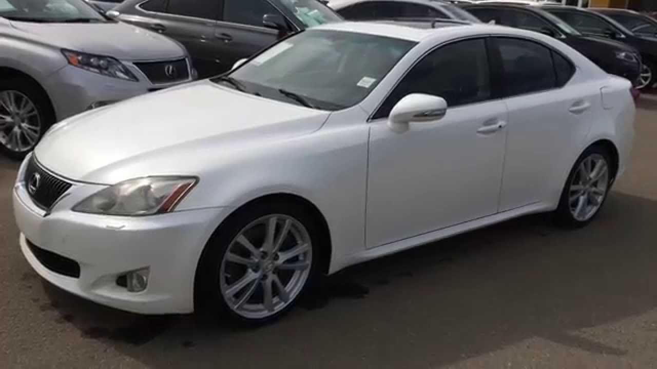 2009 Lexus Is 350 #7
