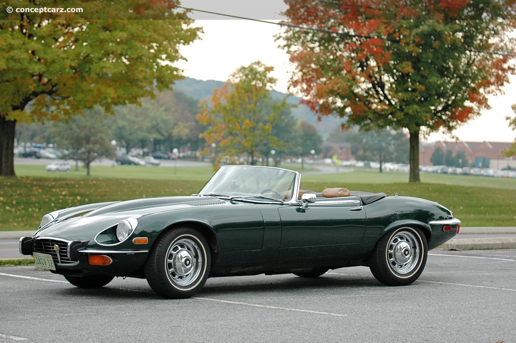 1972 Jaguar E-Type #6