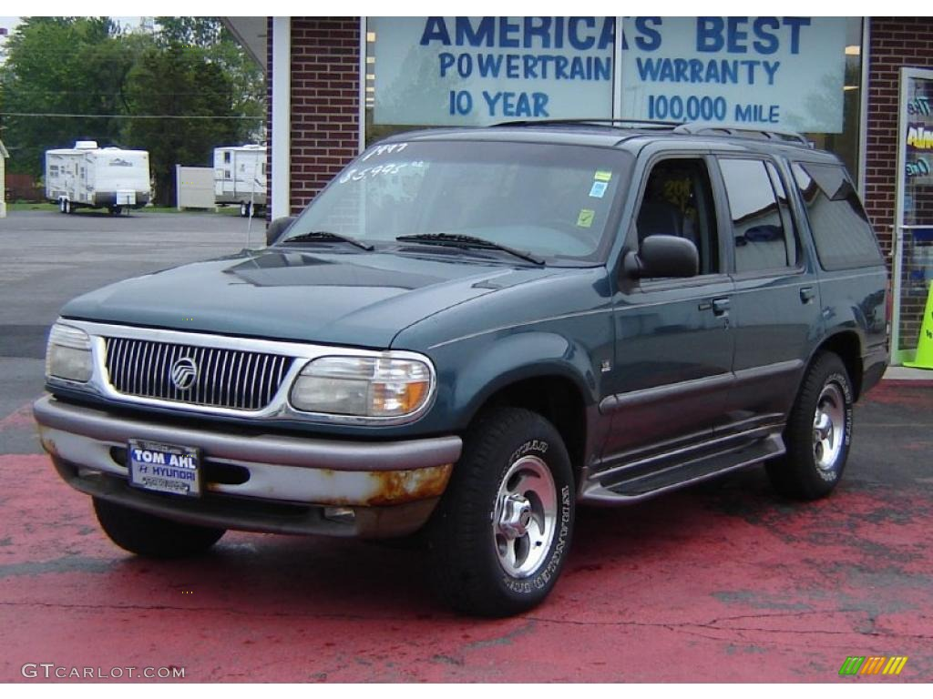 1997 Mercury Mountaineer #18