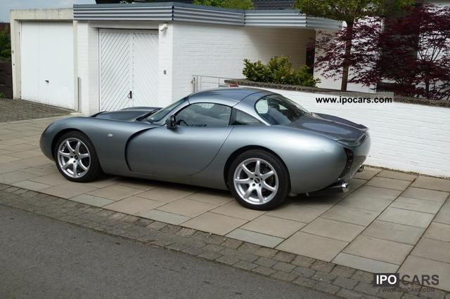 2005 TVR Tuscan #16