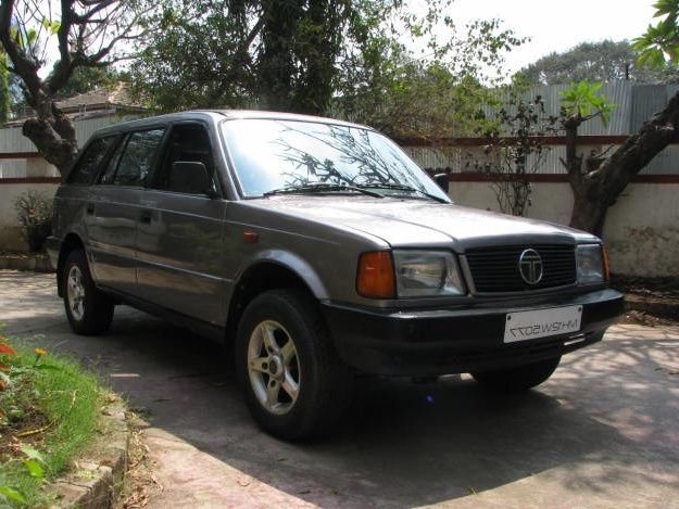 1992 Tata Estate #9