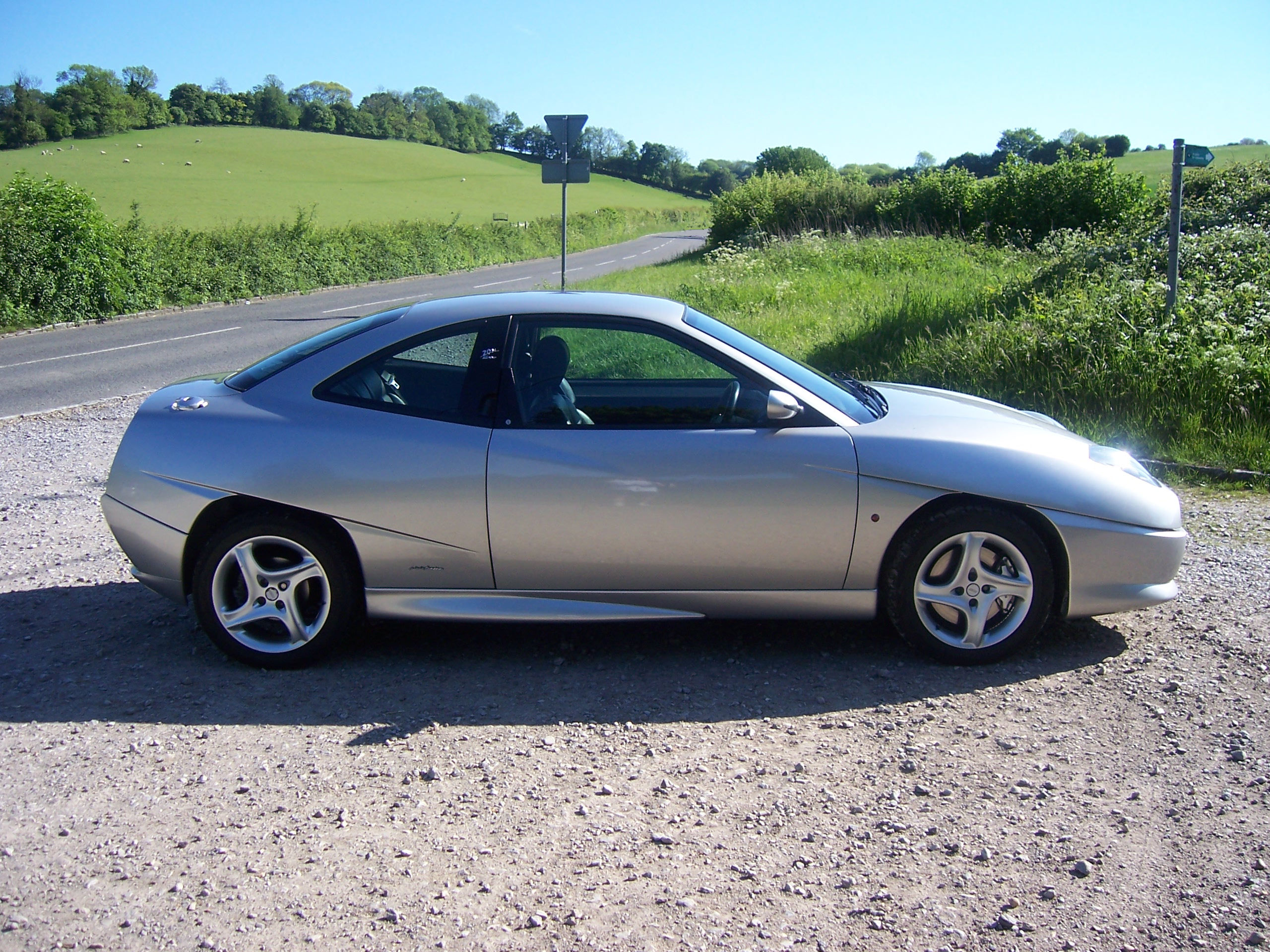 1999 Fiat Coupe #10