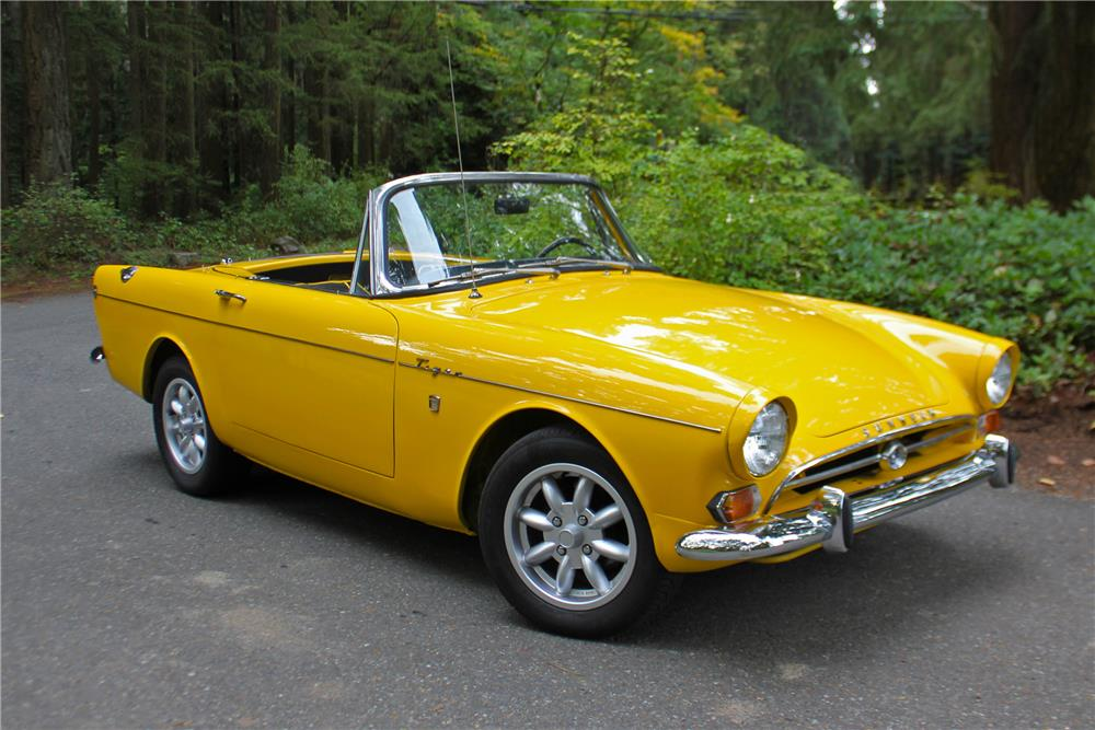 1965 Sunbeam Tiger #16