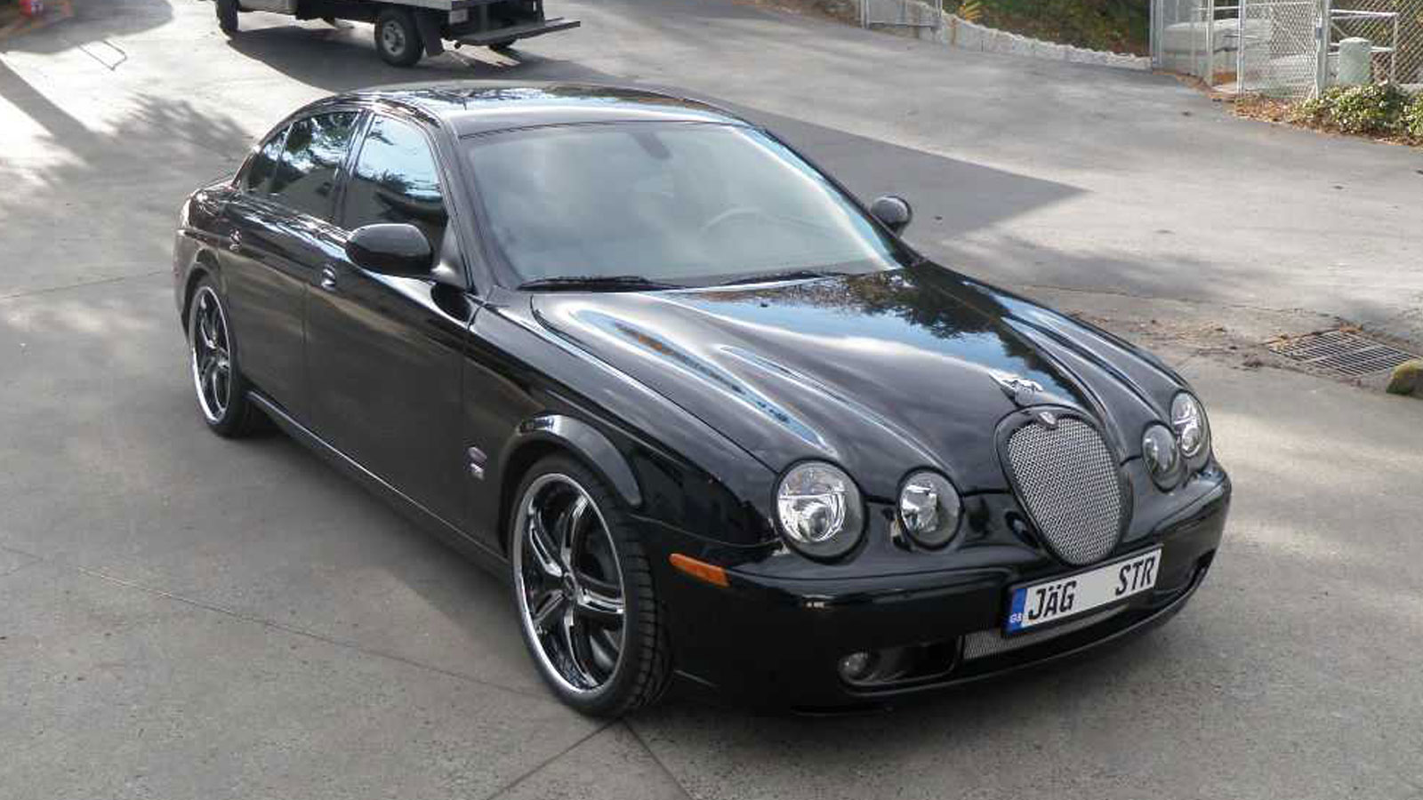 Jaguar S-type #17