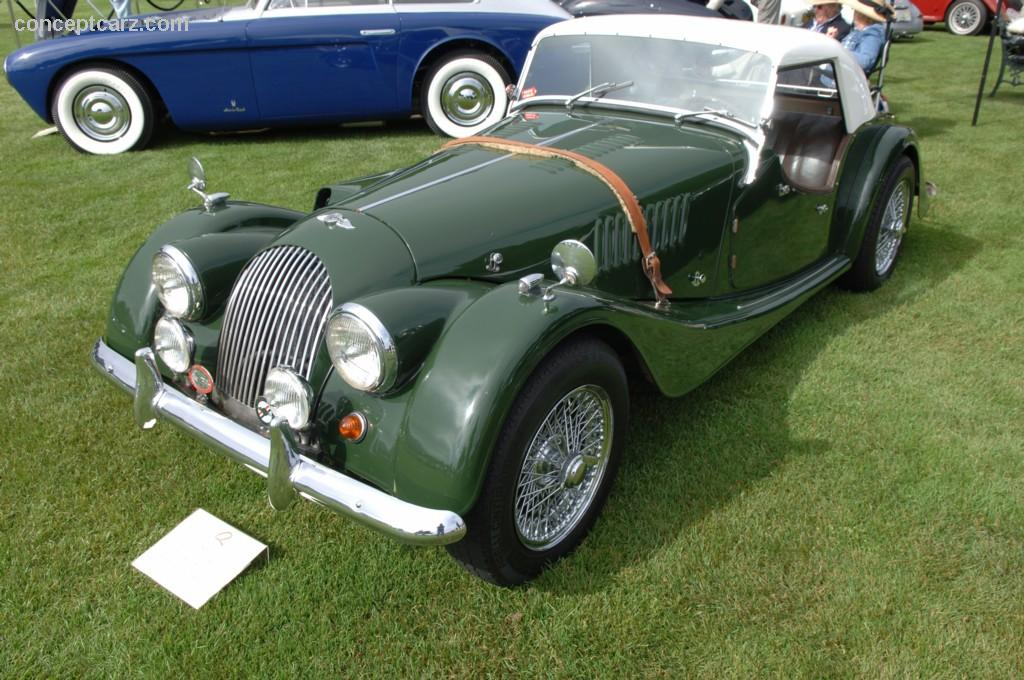 1956 Morgan Plus 4 #6