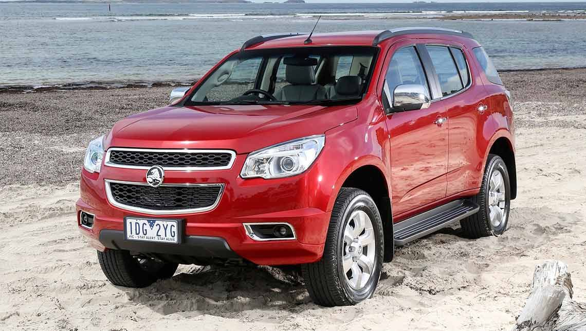 Holden Colorado #12