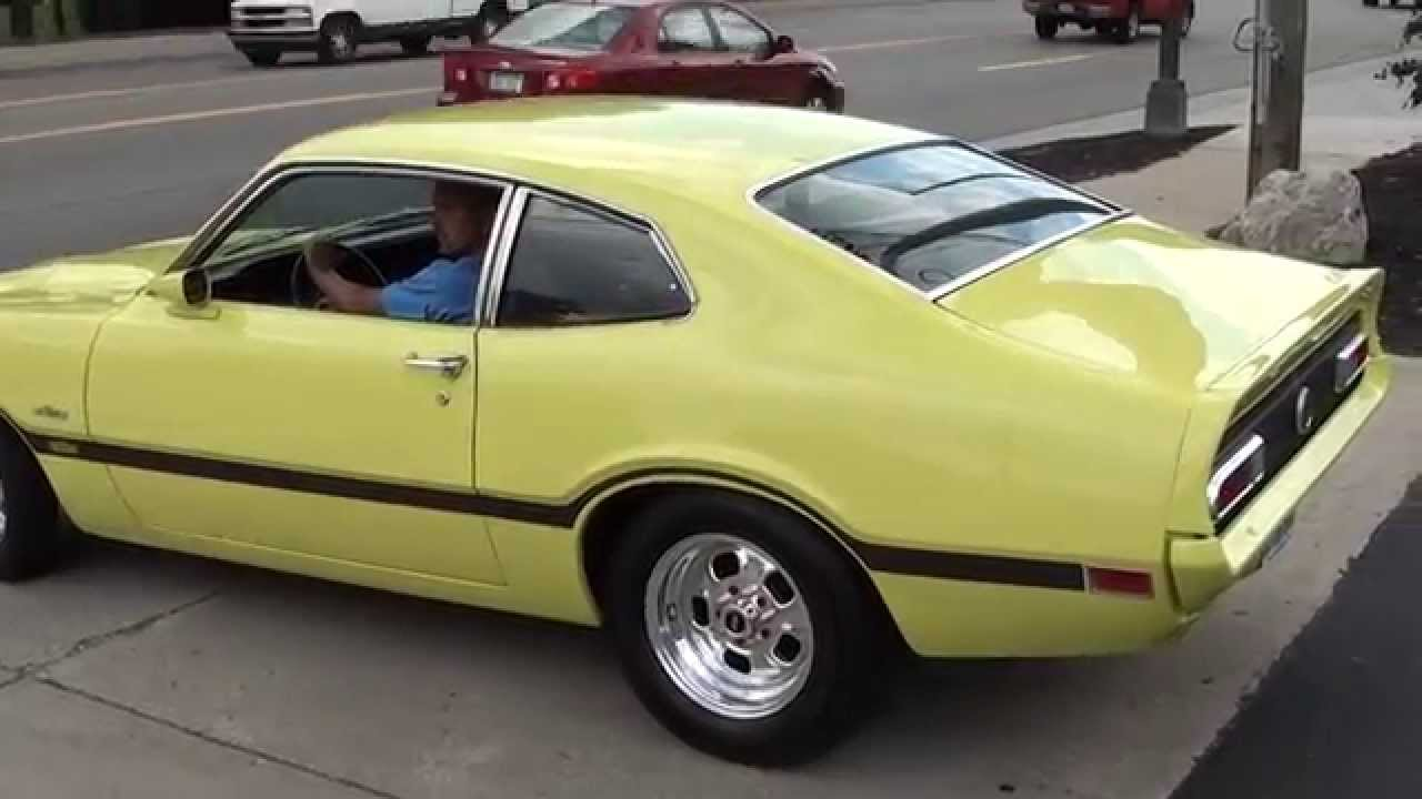 1970 Ford Maverick #9