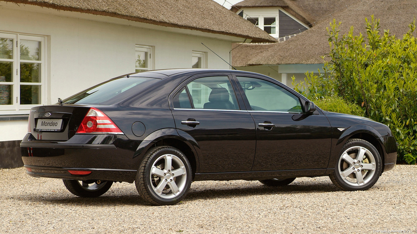 2005 Ford Mondeo #5