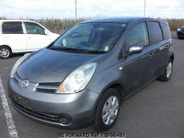 2007 Nissan Note #7