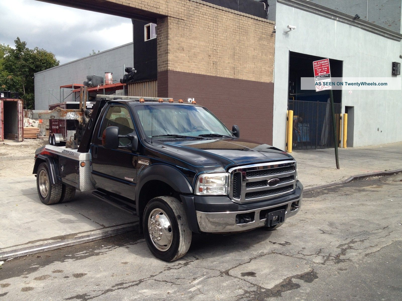 2007 Ford F-450 #4