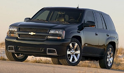 2006 Chevrolet Trailblazer #11