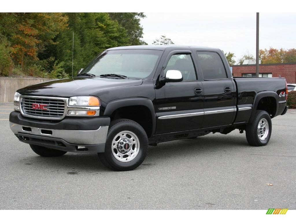2001 GMC Sierra 2500hd #5