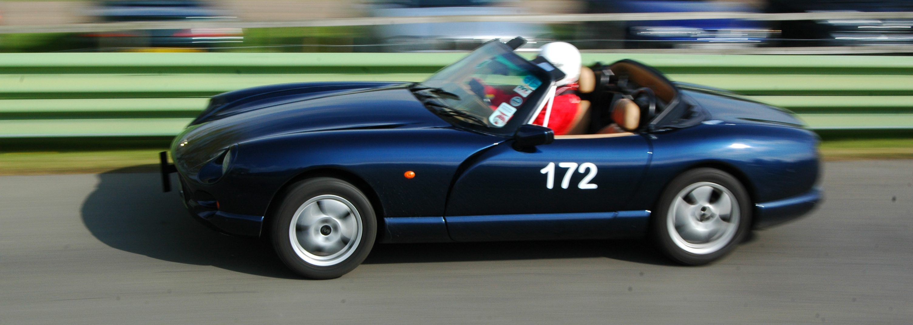 1993 TVR Griffith #2