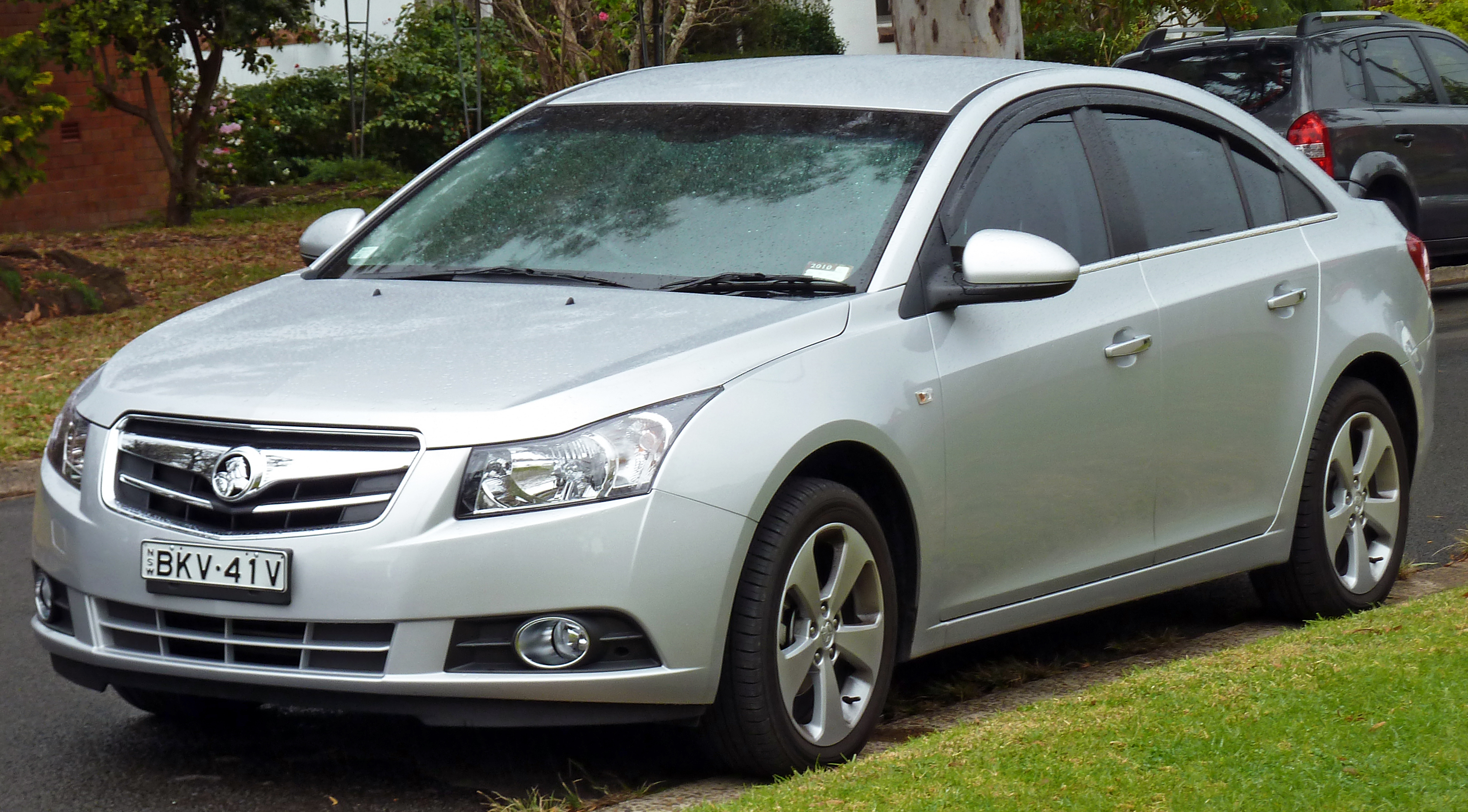 2010 Holden Cruze Photos Informations Articles