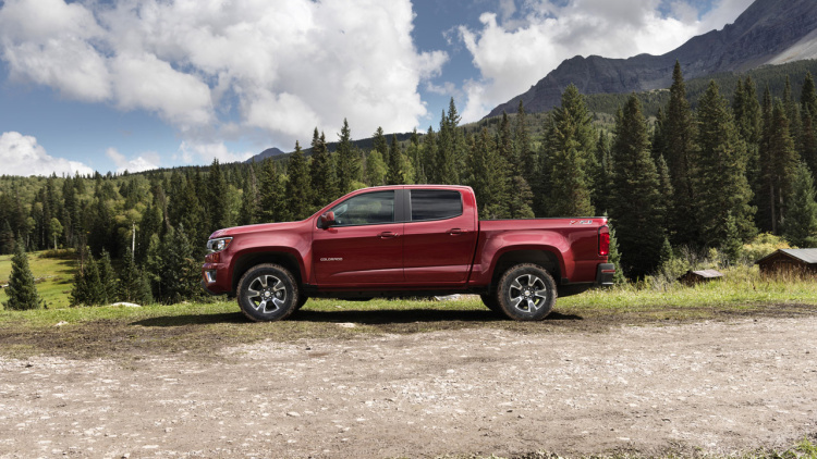 2015 Chevrolet Colorado #15