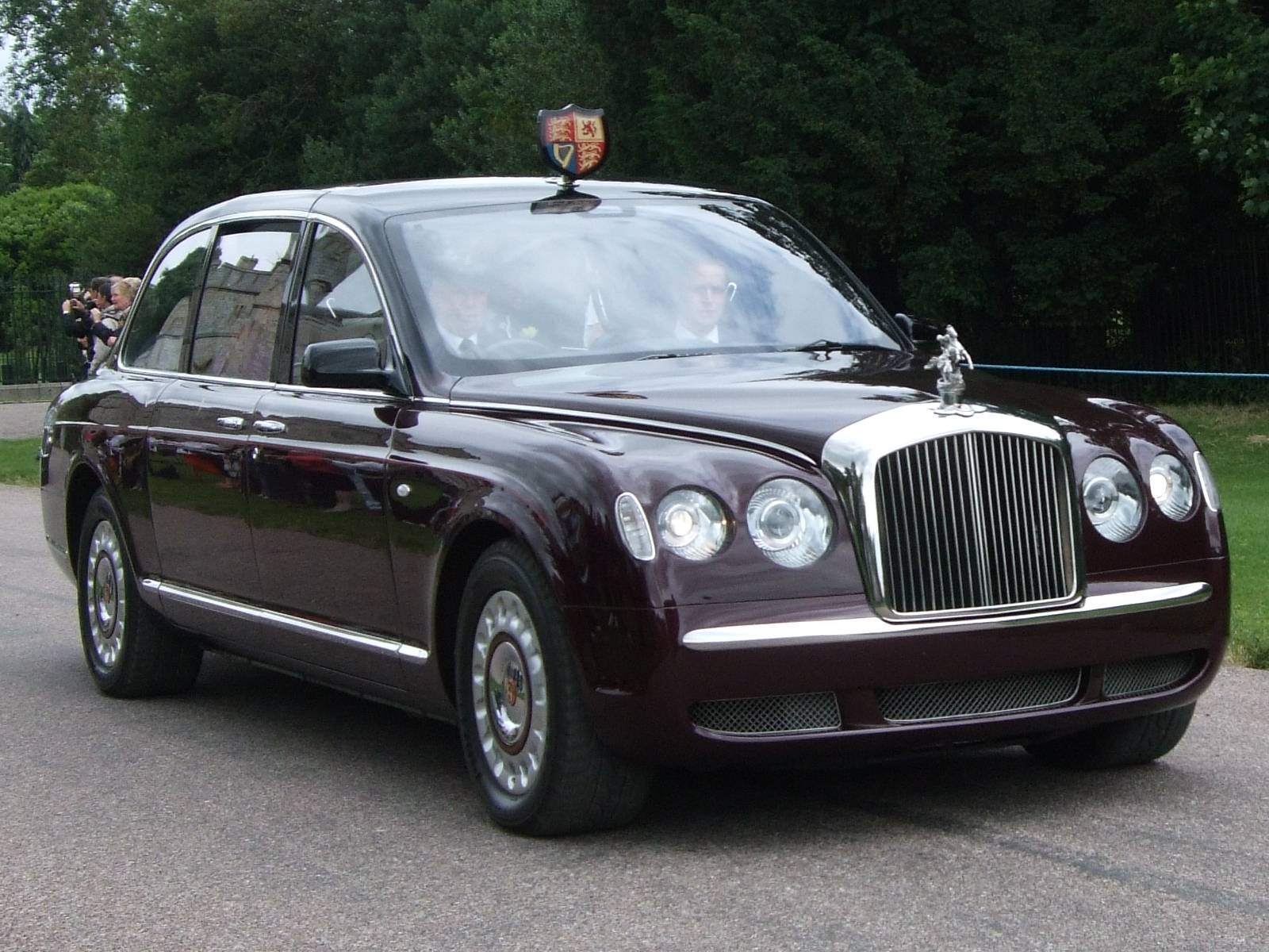 2002 Bentley State Limousine #8