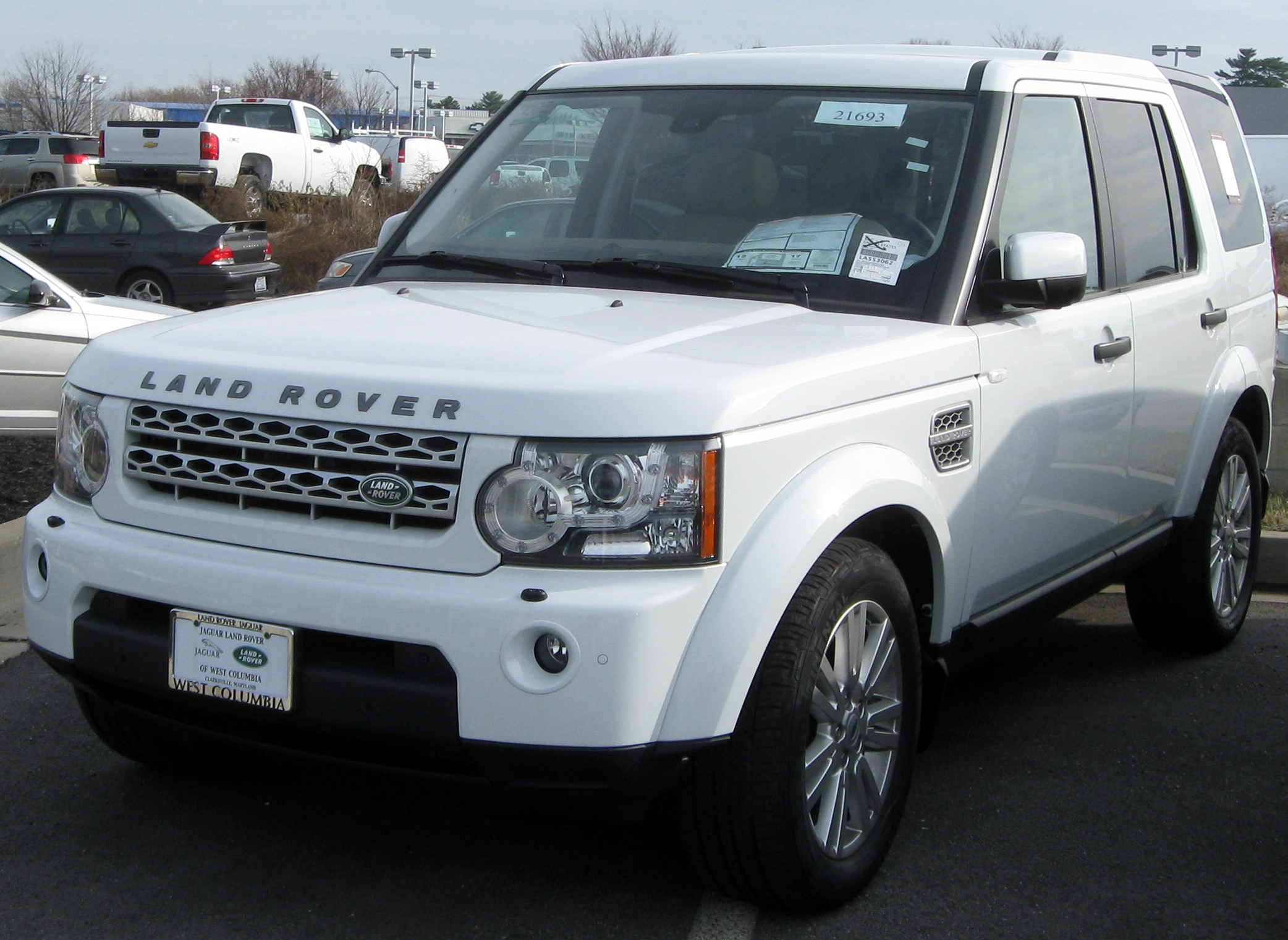 used landrover rover houston central land dealer new car