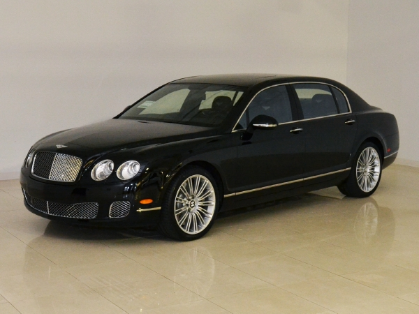 2012 Bentley Continental Flying Spur Speed #17