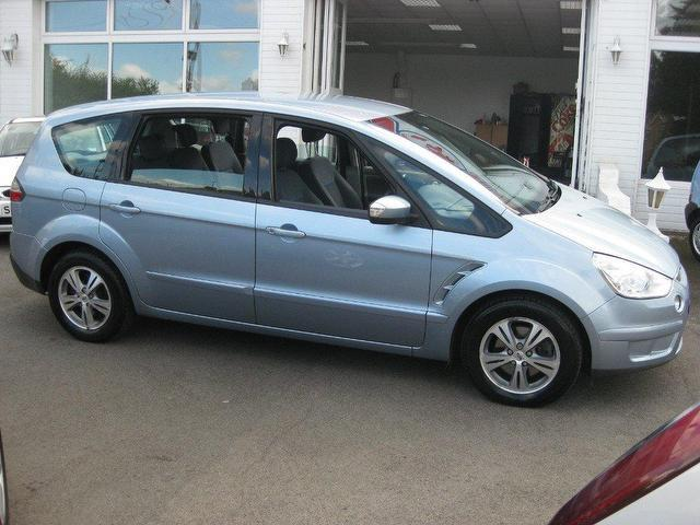 2007 Ford S-Max #14