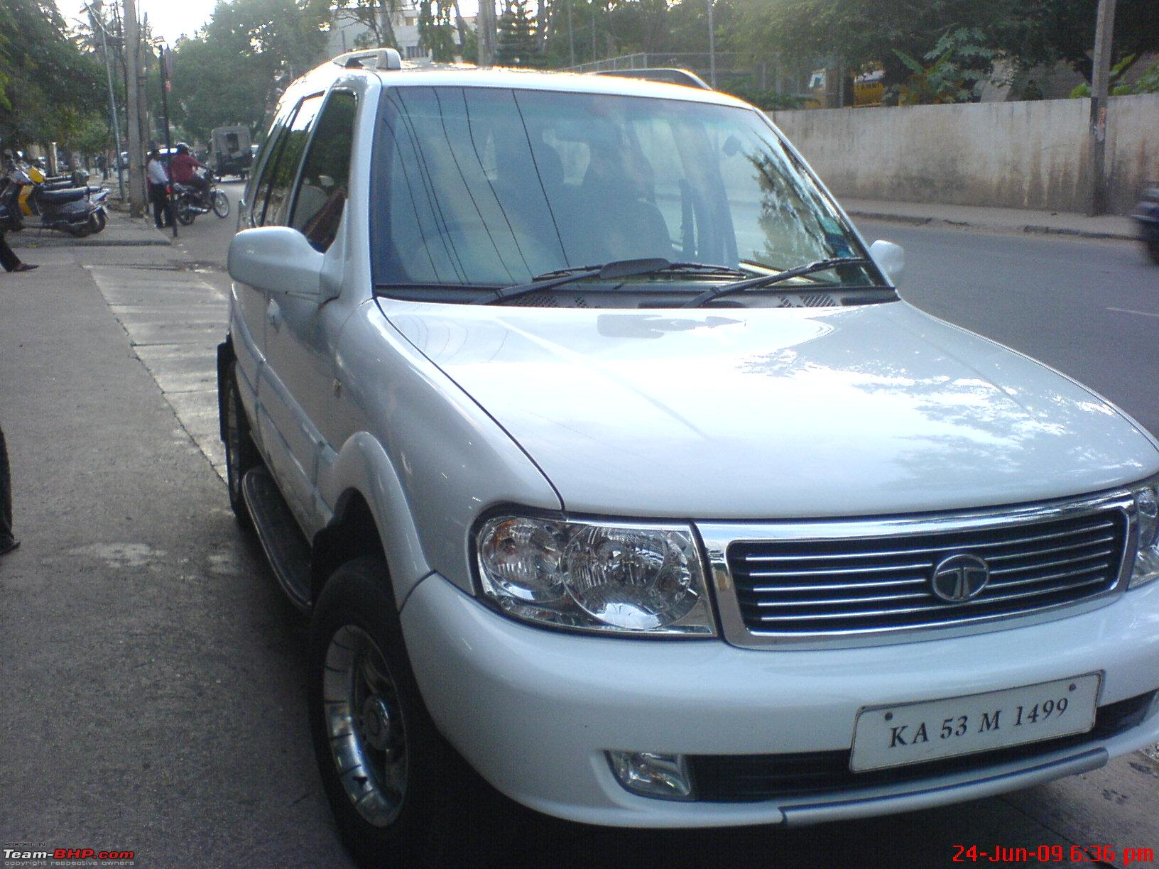 2006 Tata Safari #2