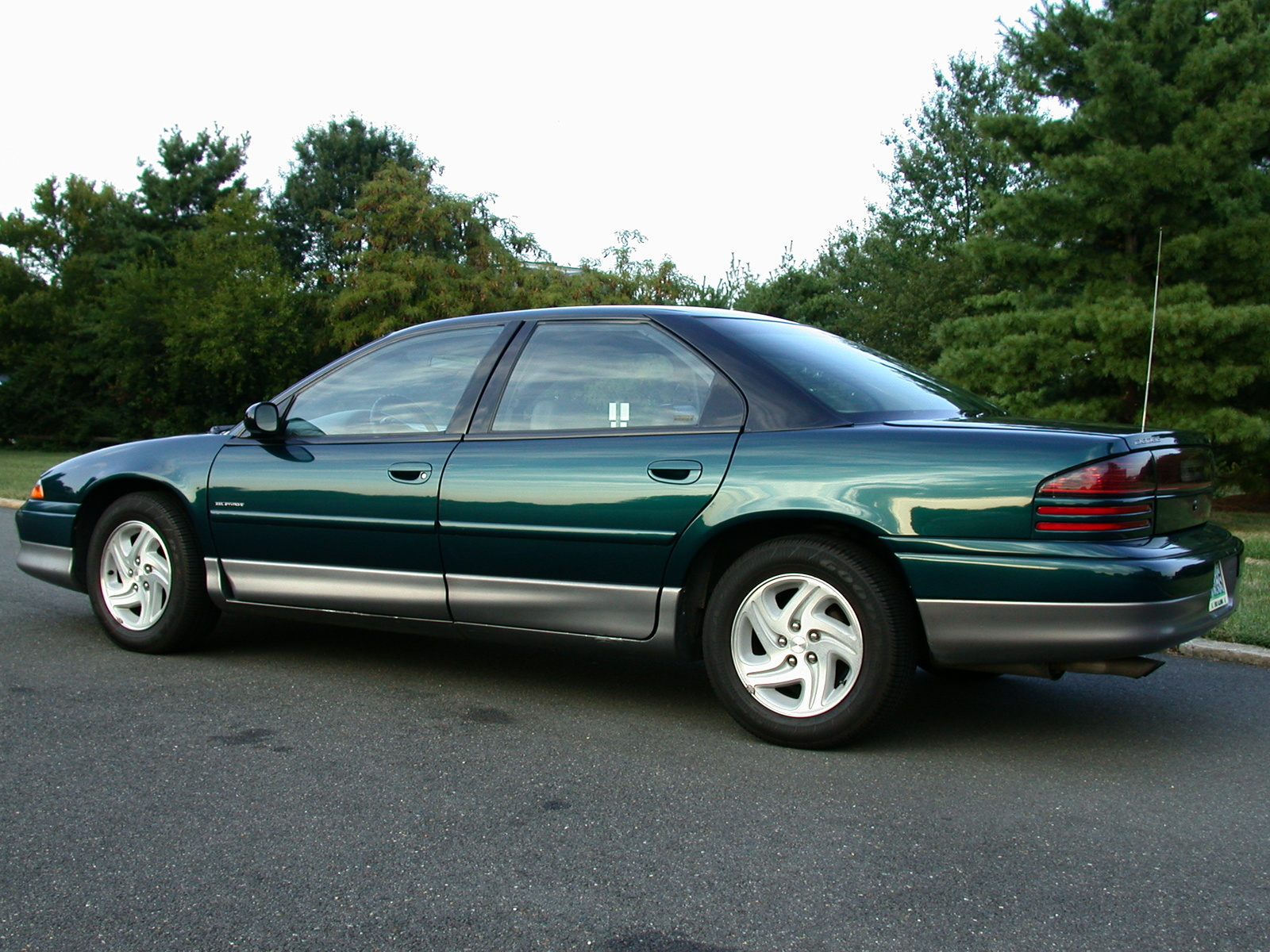 1994 Dodge Intrepid #6