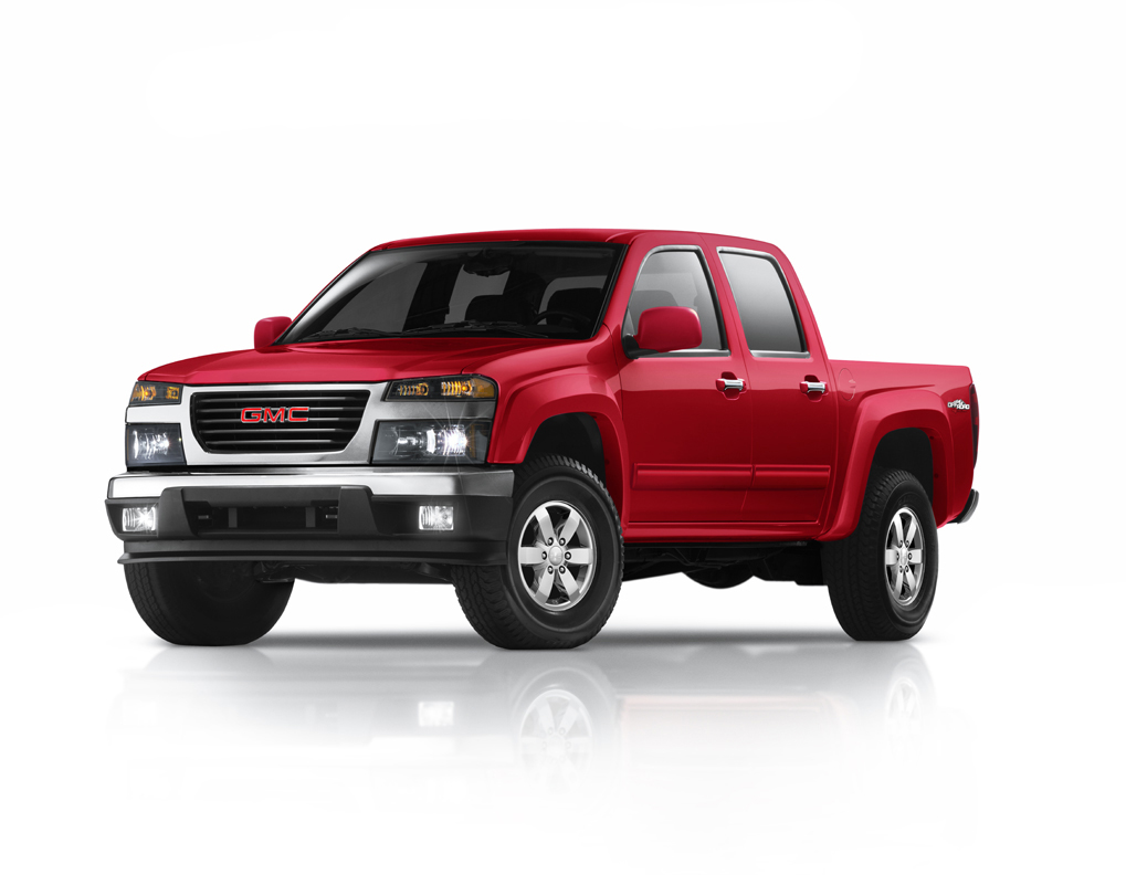 2012 GMC Canyon #1