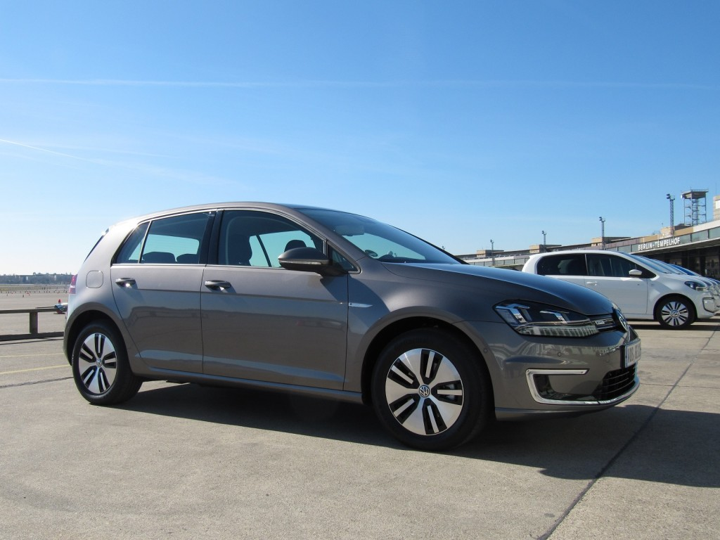 Volkswagen E-golf #14