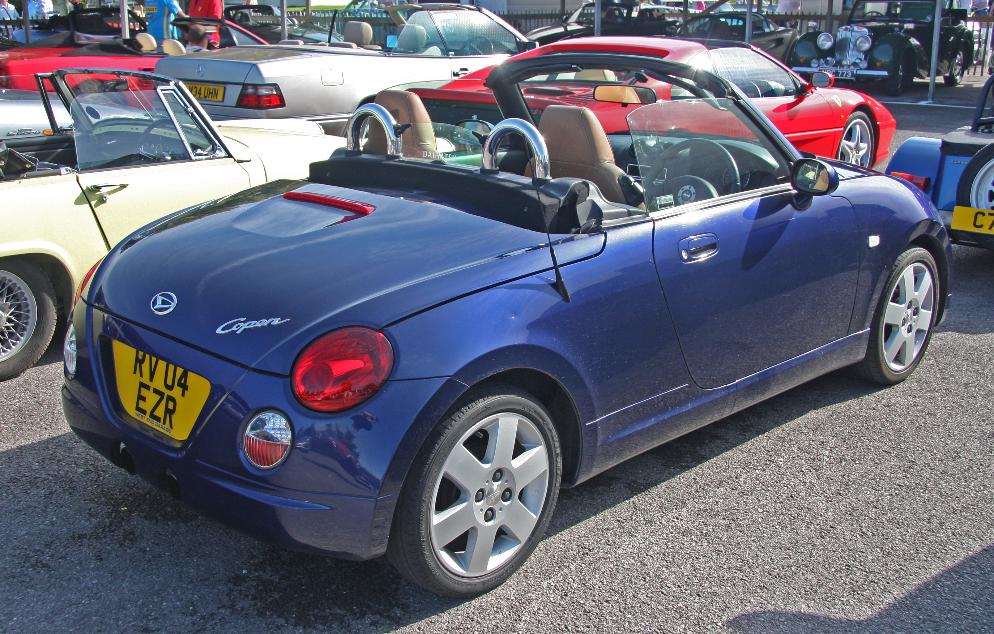 2012 daihatsu copen photos informations articles. Black Bedroom Furniture Sets. Home Design Ideas