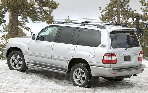 2006 Toyota Land Cruiser #2