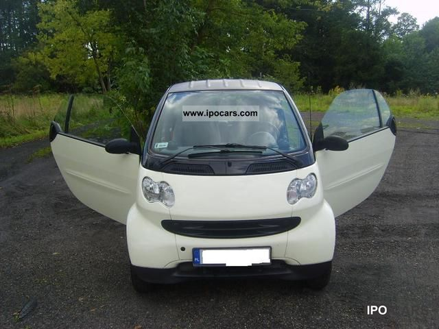2002 Smart ForFour #12