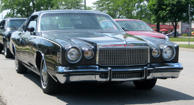 1974 Chrysler Cordoba #12