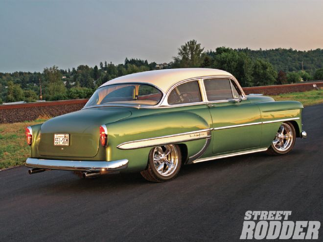 1953 Chevrolet Bel Air #6
