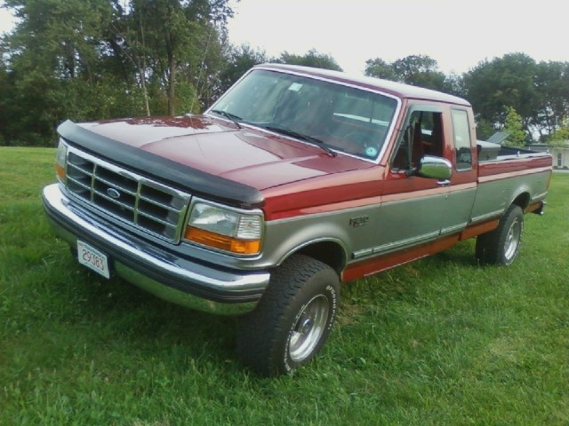 1995 Ford F-250 #10