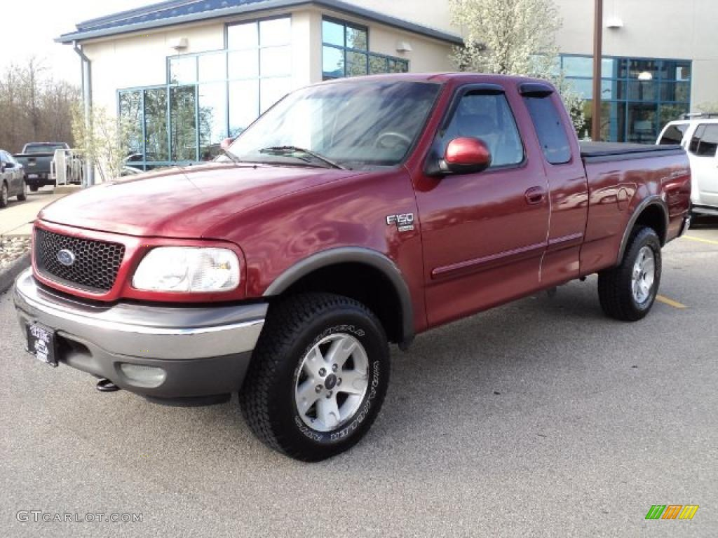 2002 Ford F-150 #12