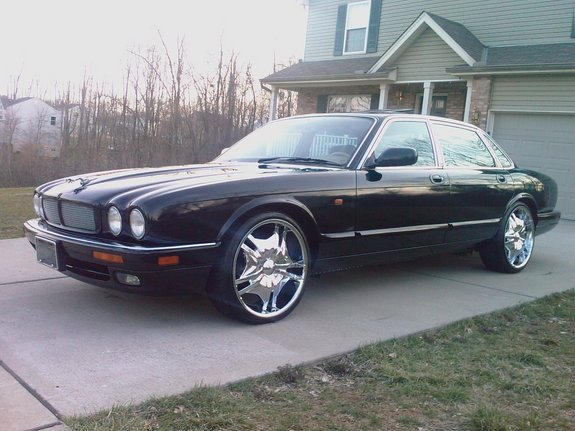 1995 Jaguar Xj-series #18