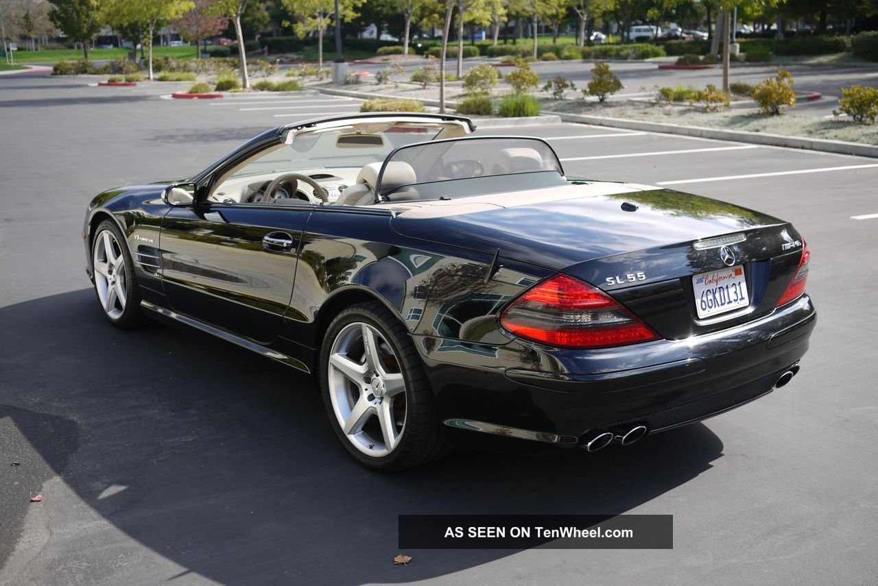 2007 Mercedes-Benz SL #15