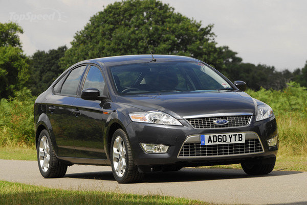 2010 Ford Mondeo #10