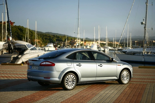 2007 Ford Mondeo #13