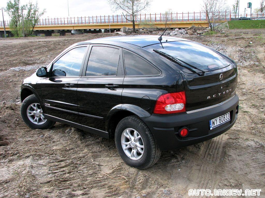 Ssangyong Actyon #18