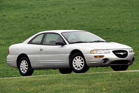 1995 Chrysler Sebring #11