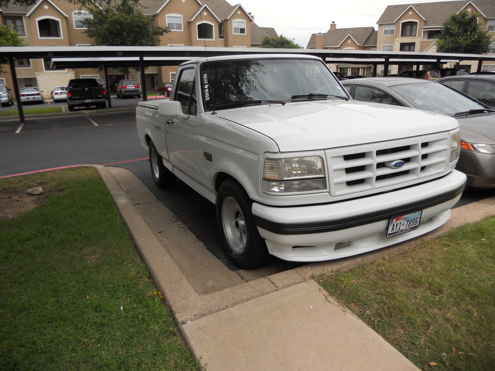 1995 Ford F-150 Svt Lightning #8